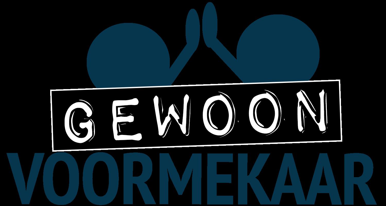 Logo Gewoon Voormekaar