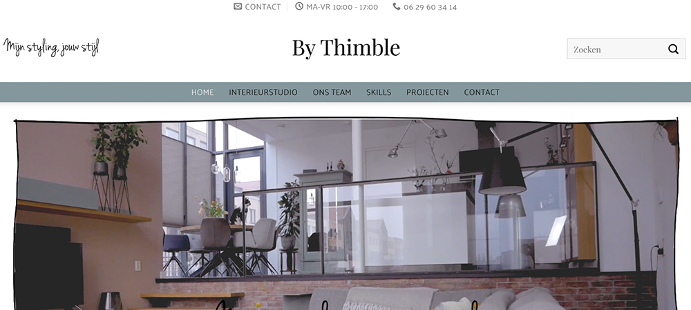 Website By Thimble