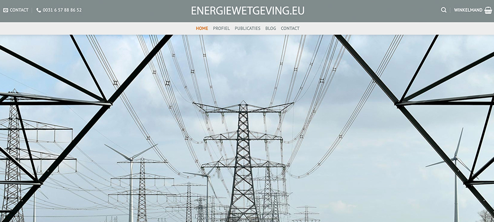 Webdesign-energiewetgeving